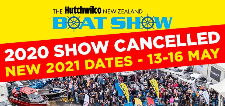 2020 Boat Show Cancelled…